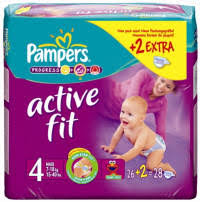 active fit pampers