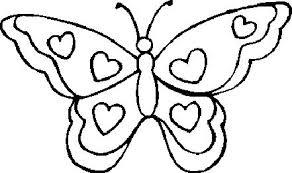 dibujo de mariposas