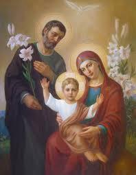 holy family art