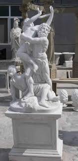 italian marble statues