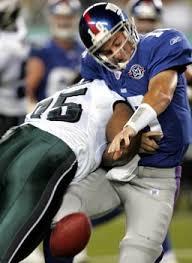 pla Giants vs Eagles