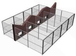 custom dog kennels