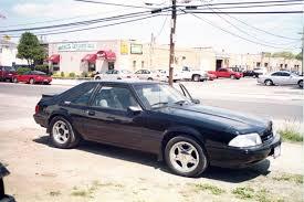 1989 mustang lx