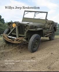 willys mb restoration