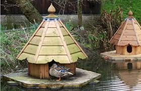 mallard duck house