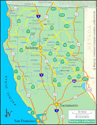 map south california