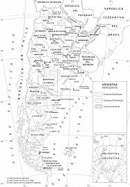 mapa hidrografico de america