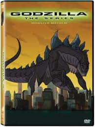 godzilla the animated series