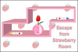 strawberry room