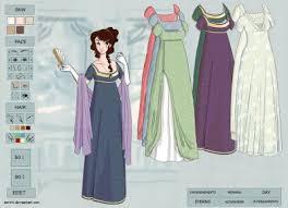 regency era dress