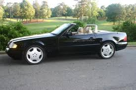 mercedes sl500 convertible