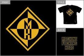 machine head tshirts