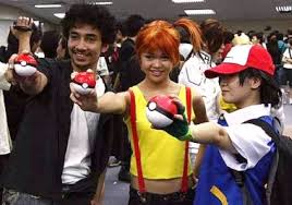 cosplay characters