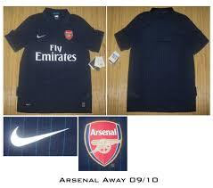 arsenal shirts history
