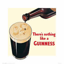 guinness beer posters