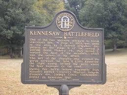 kennesaw mountain civil war