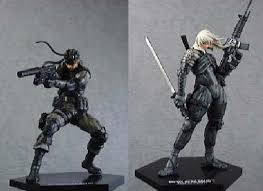 mgs action figures