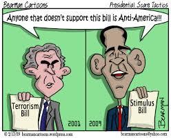 cartoon presidents