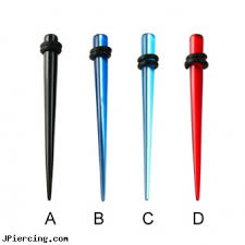 gauge tapers