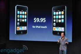 2009 ipod