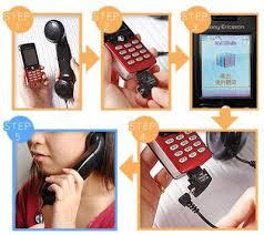 old fashion phones