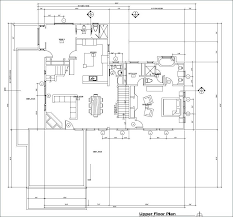 luxury floor plan