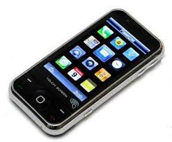 china touch screen phone
