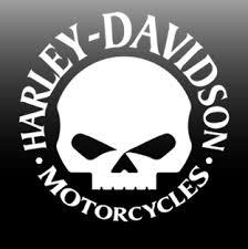 harley davidson skull logo