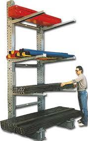 industrial storage shelving
