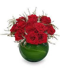 red rose arrangements