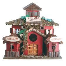 finch birdhouses