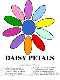 daisy scouts