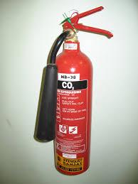 class c extinguisher