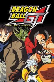 dragon ball gt dvds