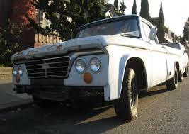 1962 dodge truck