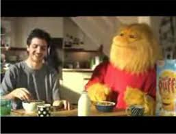 sugar puffs advert