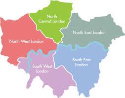 london area maps