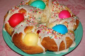 italian easter egg