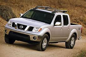 2011 Nissan Frontier Is A