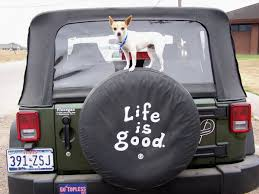 life is good jeep