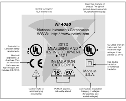 product safety symbols