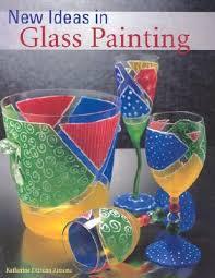 glassware painting