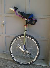 geared unicycles