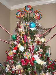 candy christmas decor