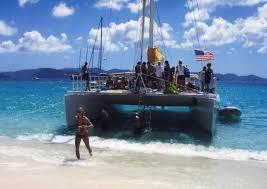 sail catamarans