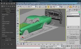 car modeler