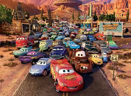 pixar cars disney