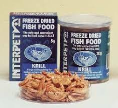 dried krill