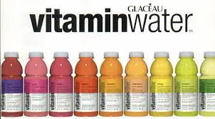 all vitamin water flavors