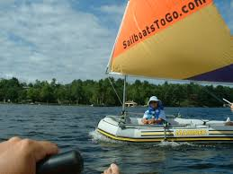 inflatable sail boats